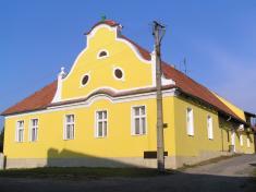 Hospoda uHavlů, nejstarší dům vobci